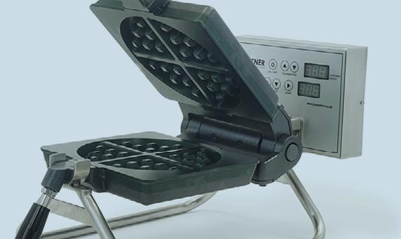 HeatTherm Waffle Machine